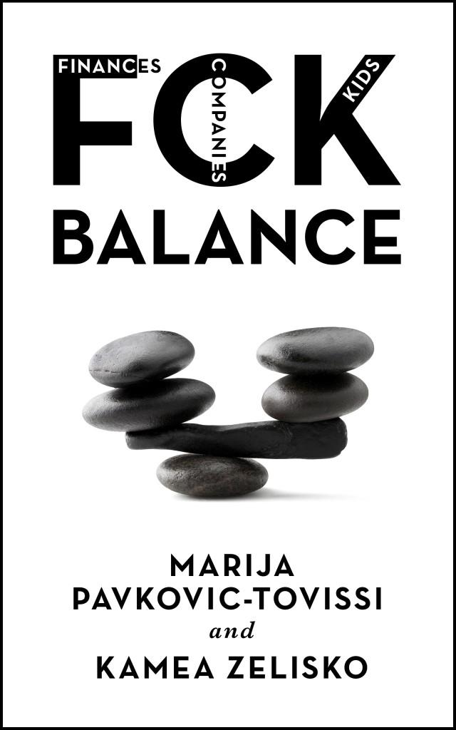 FCK Balance book cover