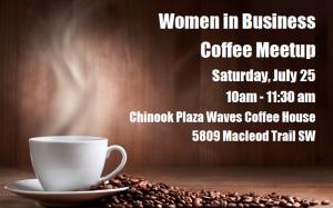 Coffee Meetup WB July 25 2015