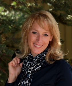 Karen Allbright is the owner of Calm Order professional organizing.
