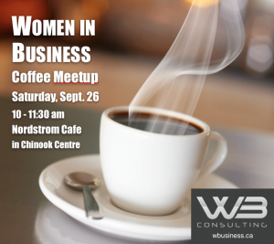 WB Coffee Meetup September 2015